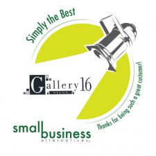 September Feature of the Month - Gallery 16 Salon